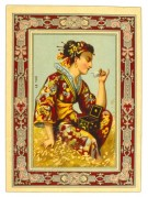 French Tea Label