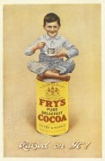 Poster for Fry's Pure Breakfast Cocoa