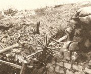 French weapons inflict heavy damage at Carency