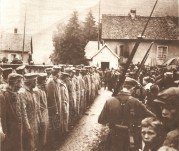 Respect for the Dead: The burial of two German Airmen