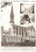 The Hospice of St Sacrement in Arras