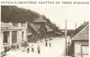 Frontier Post at Alsace