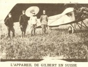 The Gilbert unit in Switzerland