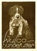 Advert for Wulco dog food