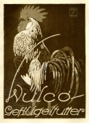 Advert for Wulco poultry feed