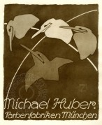 Poster for Michael Huber factories