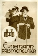 Advert for Ernemann Binnoculars