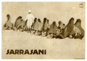 Tourism poster for Sarrasani