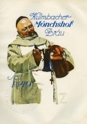 Advert for Monchshof Brewers
