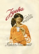 Advert for Tgeha Cocoa