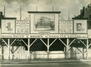 White, Druce and Brown Signboard