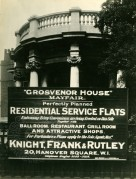 Knight, Frank and Rutley Signboard