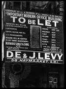 D.E. & J Levy Letting Board