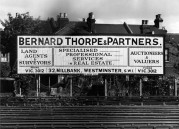 Bernard Thorpe & Partners Advertising Board