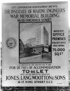 Jones, Lang Wooton Signboard
