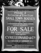 Cyril Leonard & Co Signboard