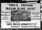 Ibex Development Co. Ltd Signboard