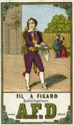 Promotional Proof, Fil a Figaro