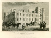 St James Palace, Pall Mall, London