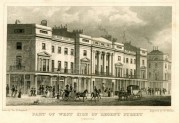 Regent Street, West Side, London