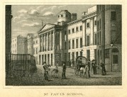 St Pauls School, London