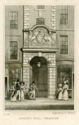 Sadler's Hall, Cheapside, London
