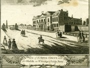 Royal Circus, St George's Field, Surrey