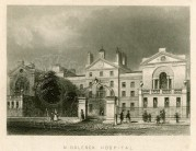 Middlesex Hospital, London