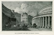 The Quadrant, Regent Street, London