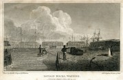 London Docks at Wapping