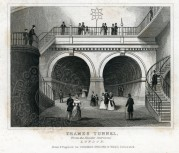 The Thames Tunnel, London