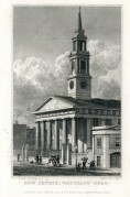 St Johns Church, Lambeth, London