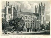 Westminster Abbey and St Margaret's Church
