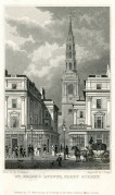 St Brides Church, Fleet Street, London