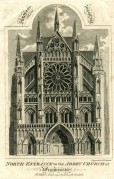 North Entrance to Abbey Church, Westminster