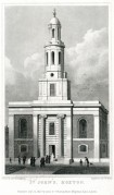 St Johns Church, Hoxton, London