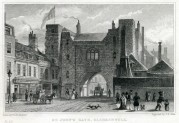 St Johns Gate, Clerkenwell, London