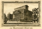 The Mansion House, London