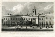 Asylum for Female Orphans, Westminster, London