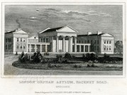 London Orphan Asylum, Hackney Road, London