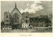 Westminster Hall, London