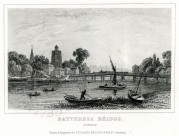 Battersea Bridge, London
