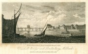 Vauxhall Bridge and Penitentiary, Millbank