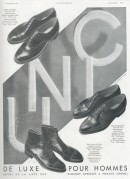Advert for Unic Shoes and Boots