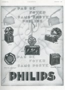 Advert for Philips music players
