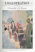 Front cover of L'Illustration