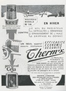 "Advert for Cherm""x Car Accessories"