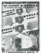 Advert for Stella Car Trailers
