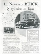 Advert for the New Buick