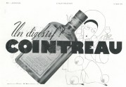 Advert for Cointreau